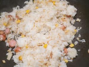 超简单|咖哩炒饭
