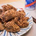 日式鰹魚醬油炸雞塊