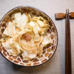 日式梅干涼拌高麗菜