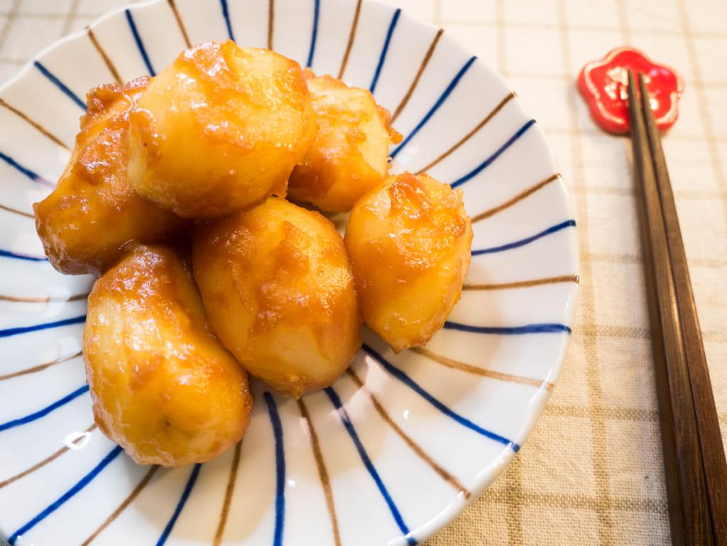 奶油醬燒馬鈴薯