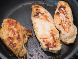 健身料理|柚子胡椒嫩煎雞胸肉