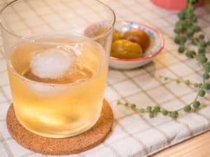 自酿日式梅酒