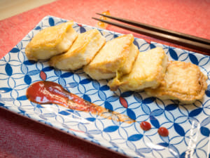 日式蛋煎豆腐