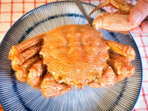第一次就上手|水煮毛蟹方法