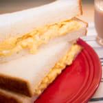 綿密版!複製7-11蛋沙拉三明治