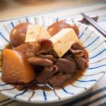 豬大腸土手煮(どて煮)