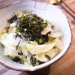 韓式海苔萵苣沙拉