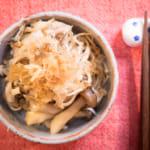微波爐料理|薑燒綜合菇