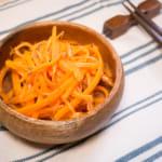 涼拌孜然胡蘿蔔絲