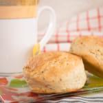 米蛋白創意料理|紅茶司康Afternoon tea scones作法