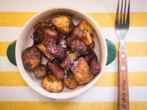 醬燒奶油馬鈴薯地瓜|辛香料的運用