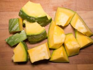 簡單的南瓜沙拉作法