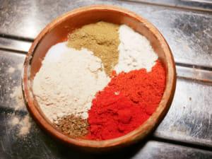 自製紐奧良綜合香料粉cajun spices