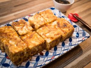 柴魚燒豆腐