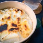 焗烤山藥豆腐