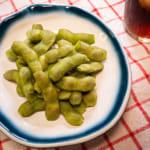 好吃毛豆的處理方法「蒸煮法」
