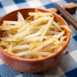 韓式豆芽辣拌菜