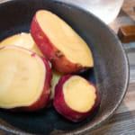 蜂蜜醬煮地瓜