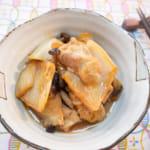 白菜味噌煮雞腿肉