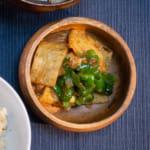 yahoo x 青椒炒韓式魚板