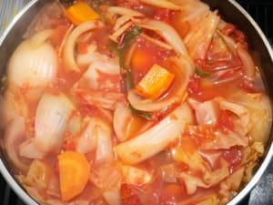 番茄減肥湯|低卡路里湯品