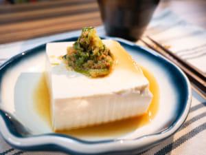 涼拌黑醋生薑豆腐 愛醬食譜