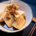 竹筍土佐煮|經典家常菜