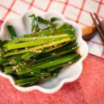 拉麵小菜|辣味韭菜