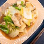 雞腿肉燴白菜