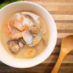 西式蔬菜濃湯大變身|蛤蜊牛奶濃湯
