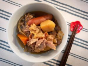 西式蔬菜濃湯大變身|日式馬鈴薯燉牛肉