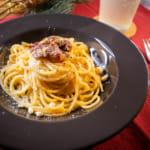 羅馬起司培根義大利蛋麵roma Carbonara