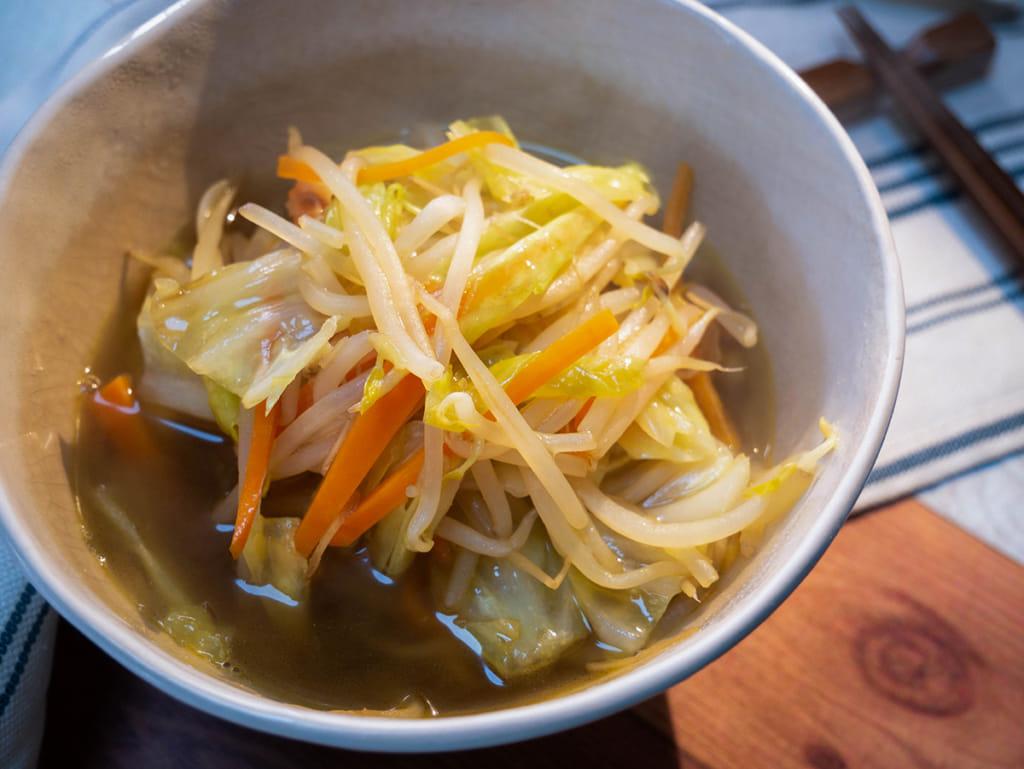 日式中華醬油湯麵|湯頭作法