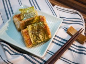 日本年糕吃法|醬油海苔烤年糕