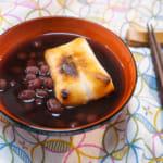 日式善哉紅豆湯|ぜんざい