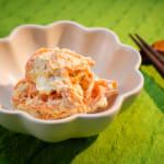 優格涼拌紅蘿蔔絲