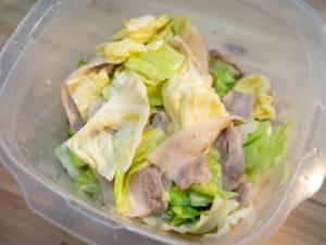蒸煮高麗菜豬肉|mocodo韓國蒸氣微波盒