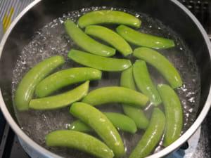 碗豆拌鮪魚美乃滋沾醬