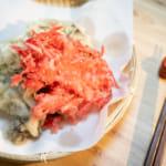天婦羅麵衣作法|舞菇&紅薑口味