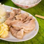 無油煙微波生薑燒肉|日本GOURLAB多功能微波調理餐盒