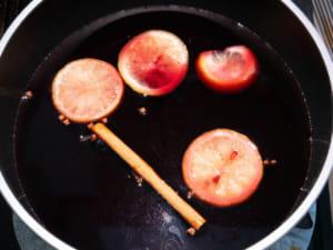 香料熱紅酒煮法,冬日必學!