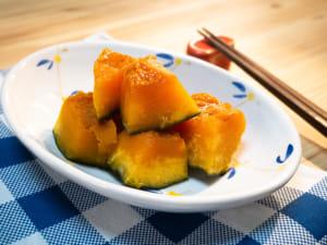 微波爐版醬燒南瓜