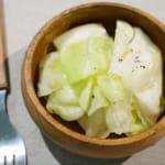 檸檬鹽漬高麗菜