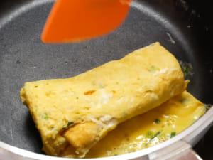 平底鍋做蔥蛋捲玉子燒