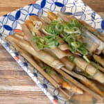 奶油醬燒竹蟶