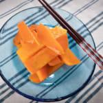 糖煮紅蘿蔔