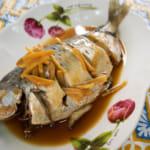 經典定食  日式醬煮魚|魚の煮付け