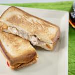和風鮪魚美乃滋熱壓三明治
