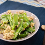日式青椒鮪魚炒蛋