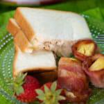 氣炸鮪魚美乃滋三明治|飛樂Philo健康免油氣炸鍋